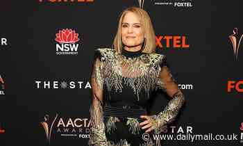 Shaynna Blaze, Deborah Hutton and Melissa Leong lead the celebrity arrivals at the 2020 AACTA Awards
