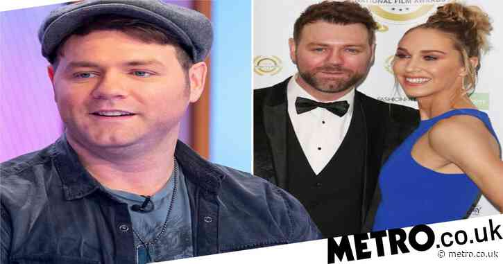 Brian McFadden and fiancée Danielle Parkinson reveal they're expecting a baby after heartbreaking miscarriage