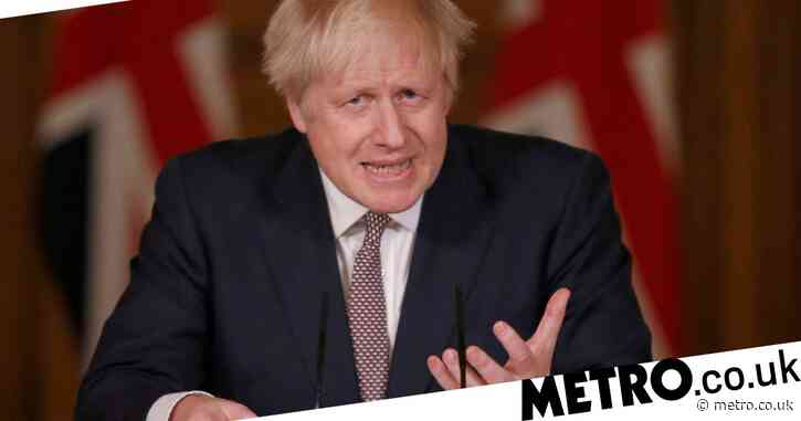 Back tier system or you'll get a third lockdown, Boris warns Tory rebels