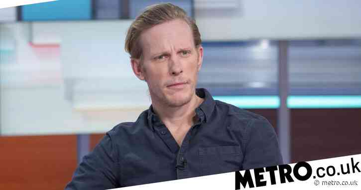 Piers Morgan tells Laurence Fox to 'shut up' after boasting about breaking lockdown rules with 'large' gathering