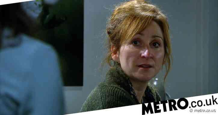 Emmerdale star Charlotte Bellamy reveals Laurel Thomas and Jai Sharma's story is 'hard watching'