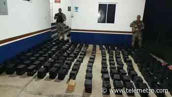 Incautan más de dos mil paquetes de presunta droga en Punta Burica - Telemetro
