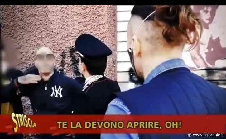"""""""Ti devono aprire la gola"""", il gesto choc contro Vittorio Brumotti davanti alle telecamere"""