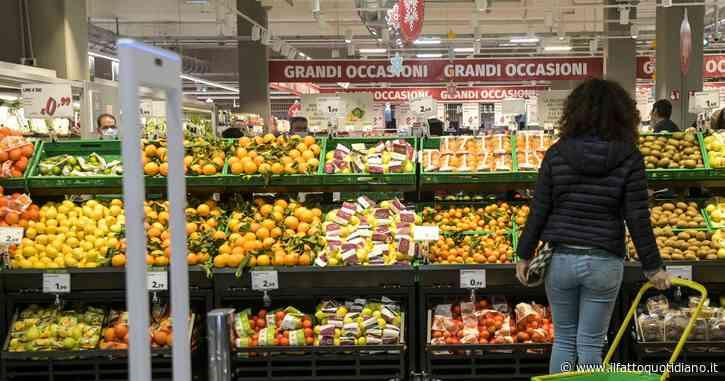 """Istat, prezzi  in calo a novembre per il settimo mese di fila, ma il """"carrello della spesa"""" registra aumenti dell'1,5%"""