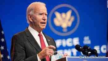Biden set to receive first president's daily intelligence brief Monday