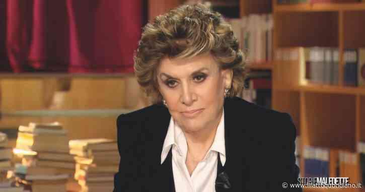"""Franca Leosini: """"La Franzoni? Ha l'ergastolo dentro. Amanda Knox? Sono d'accordo sulla sua assoluzione"""""""