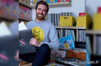 Choisy-le-Roi : avec Feel Good Vinyl, Clément Lerebours trace son sillon - Le Parisien