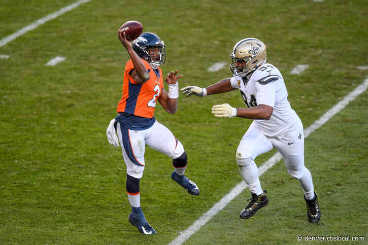 'Most Eventful 24 Hours Of My Life': Kendall Hinton Reacts To Shaky NFL Debut With Denver Broncos