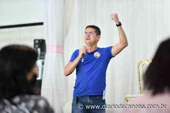 David Almeida é eleito prefeito de Manaus - Diário de Canoas