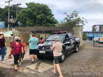 Polícia Civil também reforça policiamento em Canoas - Agência GBC