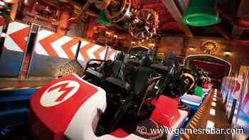 Super Nintendo World opens February 2021 with AR Mario Kart ride