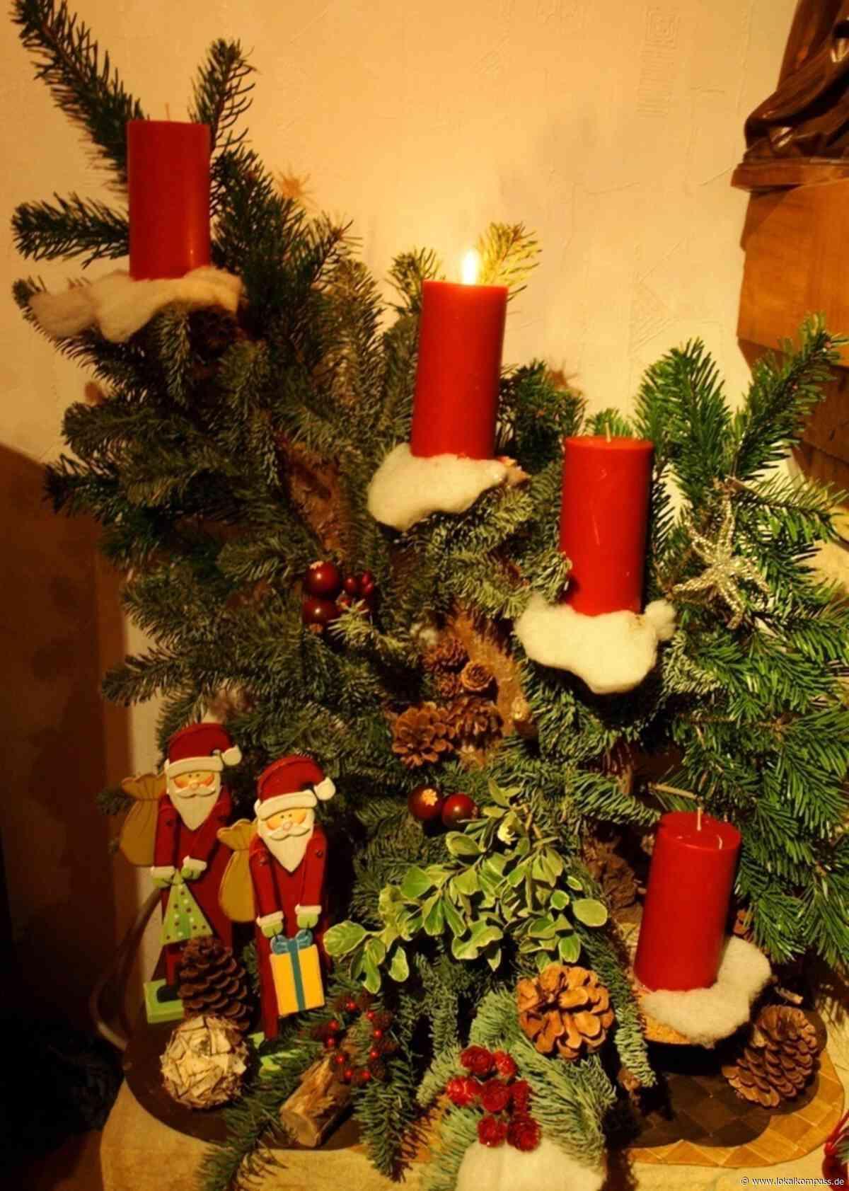 Vorsicht ist geboten: Kreisbrandmeister gibt Sicherheitsratschläge für die Advents- und Weihnachtszeit - Lokalkompass.de