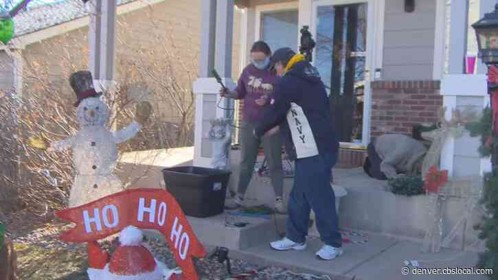 Neighbors Rush To Lift Spirits Of Colorado Springs Family After Mother Diagnosed With Breast Cancer
