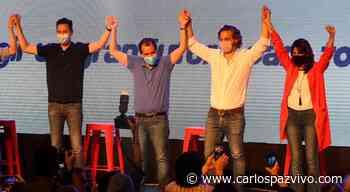 El peronista Llamosas retuvo la intendencia de Río Cuarto - Carlos Paz Vivo!