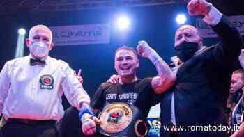 """Sport, Magnesi vince il titolo mondiale: """"Ora siamo nell'Olimpo della boxe"""""""