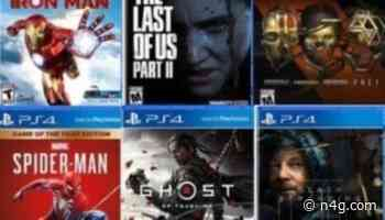 Amazon Further Slashes Various Already Discounted Games For Cyber Monday