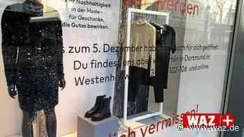 """Herne: Modekette gibt auf – """"Herber Rückschlag"""" für die City - Westdeutsche Allgemeine Zeitung"""
