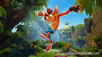 Crash Bandicoot 4 secret logo hints at sequel