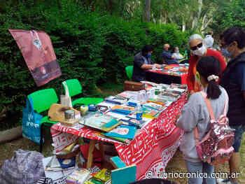 El Rincón Cultural volvió a funcionar con talleres y ferias al aire libre - Crónica Digital