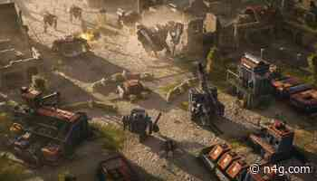 Iron Harvest Gets a New Game Mode. First Paid DLC Releasing in December