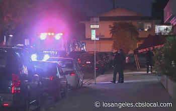 Woman Found Dead In Downey