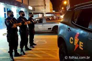 Roubos de carros caíram pela metade em Aparecida, aponta SSP - Folha Z