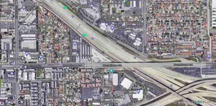 One killed in 5 Freeway crash in Buena Park, and a Bentley is involved