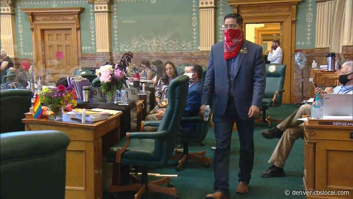 Colorado State Lawmakers Convene Special Session With Goal Of Creating A Stimulus
