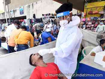 Coronavirus latest Updates: Mumbai reports 646 new COVID19 cases, 775 recoveries/discharges and 19 deaths - Mumbai Mirror