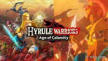 Hyrule Warriors: Age of Calamity Review - Gaming Respawn