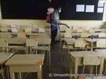Coronavirus live updates: Schools to remain closed till Dec 10 in Haryana - Times of India