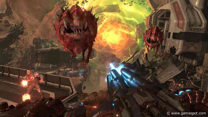 Doom Eternal Finally Launches On Nintendo Switch This December