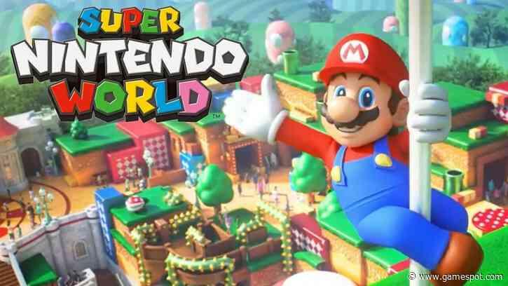 Super Nintendo World Opening In Japan In February, Mario Kart AR Ride Detailed
