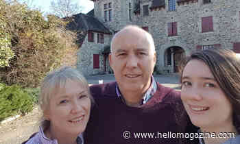 Meet Escape to the Chateau DIY stars Clive, Karen and Abbie