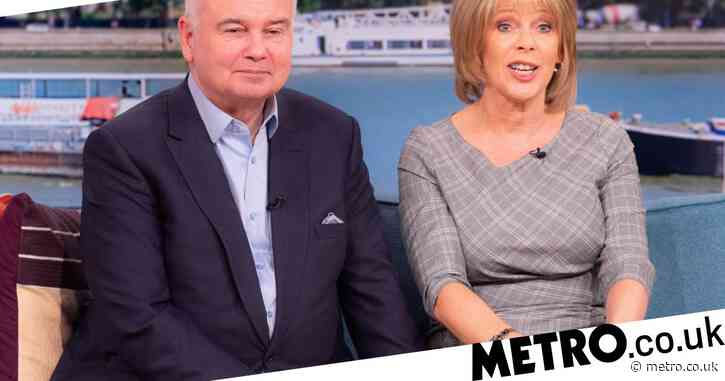 Eamonn Holmes and Ruth Langsford speak out after being replaced on This Morning