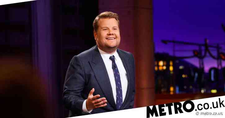 James Corden reveals he developed a 'fake confidence' from being bullied as a kid at school