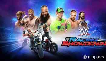 WWE Racing Showdown Is An Upcoming Action Game Releasing On December 11 - Mobile Gaming Hub