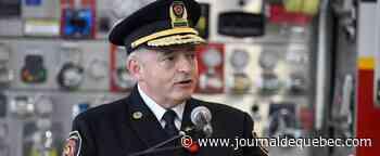 Les pompiers de Québec ont également eu des «difficultés» avec leurs outils de communication