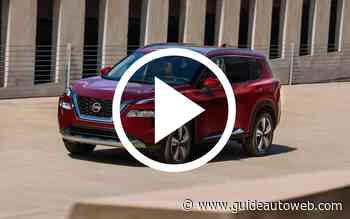 Antoine Joubert présente le Nissan Rogue 2021