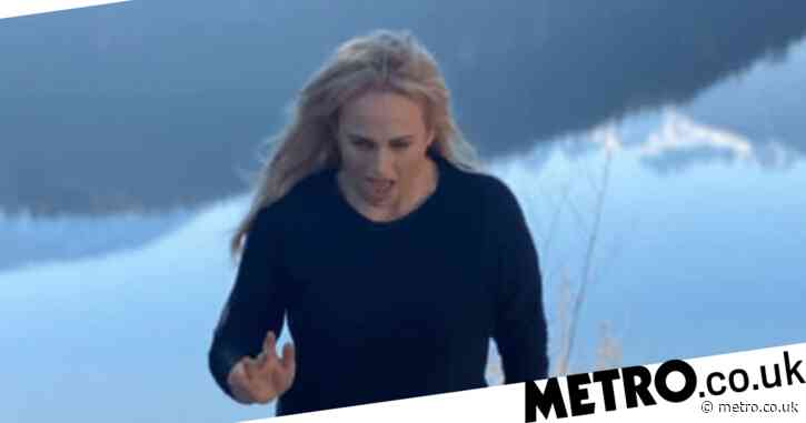 Rebel Wilson ready to take on action man Tom Cruise after smashing her goal weight during 'year of heath'