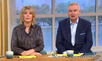 Eamonn Holmes and Ruth Langsford break silence as new This Morning roles are confirmed by ITV