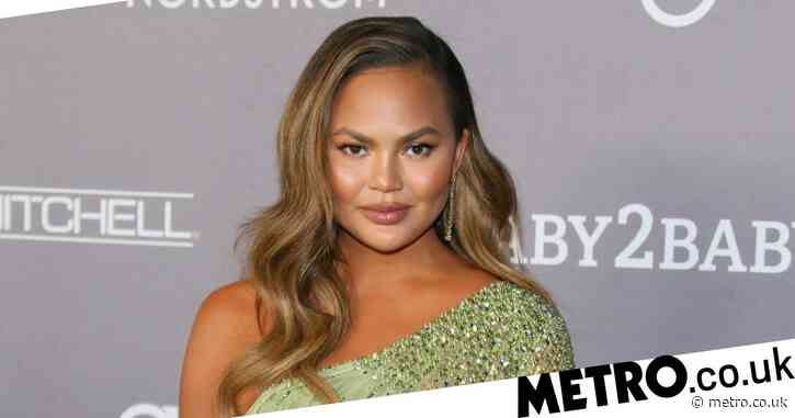 Chrissy Teigen opens up about her breastfeeding struggles as she calls to 'normalize formula'
