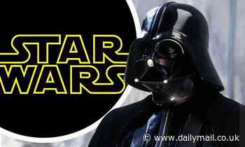 Darth Vader helmet 'stolen by man who broke into production building through roof'