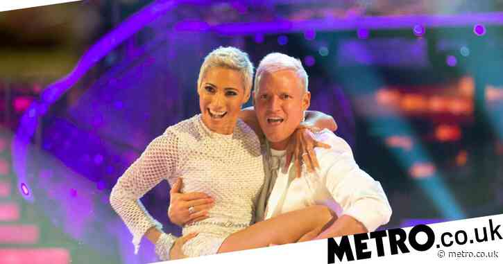 Strictly Come Dancing 2020: Jamie Laing all smiles at rehearsals after landing in bottom two