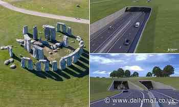 Stonehenge tunnel campaigners launch legal battle against decision to approve plan