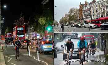 Tory council is facing demands to refund £300,000 after it decided to tear up cycle lanes