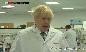 Tory fury as Boris FINALLY publishes 'impact assessment' of Covid 'Tiers'
