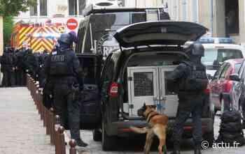 Yvelines. Jouy-en-Josas : le Raid appelé en renfort pour un homme retranché - actu.fr