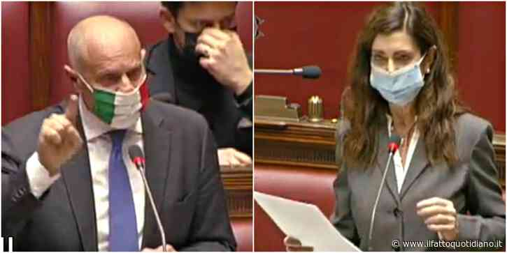 """Dl Sicurezza, ok alla fiducia. M5s: """"Decreti Salvini non hanno funzionato"""". Protesta la Lega: """"Dignità vale più della poltrona"""""""