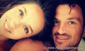 Peter Andre on baby plans with wife Emily MacDonagh and why he's so protective of his kids online – exclusive